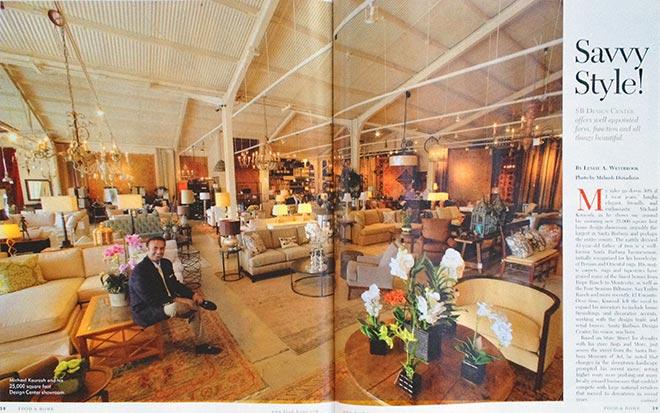 Michael Kourosh Santa Barbara Design Center
