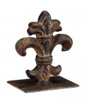 Iron Bookend Accessories Santa Barbara