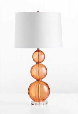 Glass Bubble Table Lamp Santa Barbara