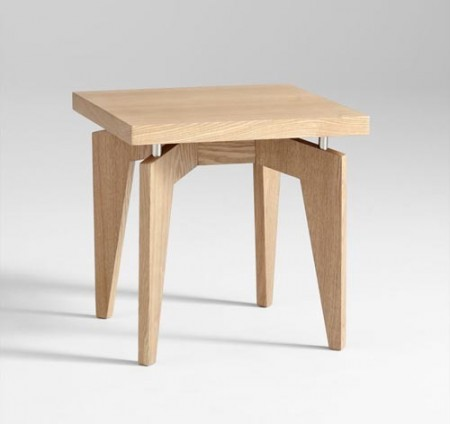 Small Veneer Table Santa Barbara
