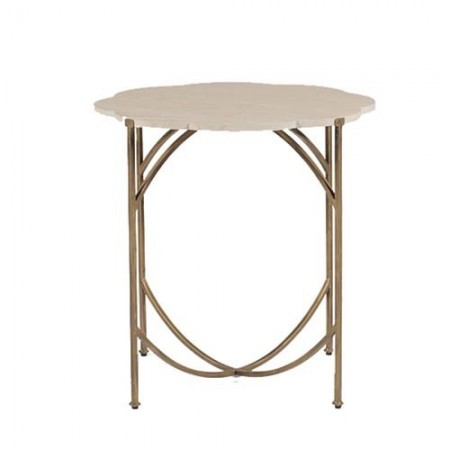 Jillian Lamp Table Santa Barbara