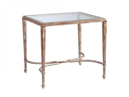 Glass Accent Table Santa Barbara