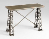 Tower Console Table Santa Barbara