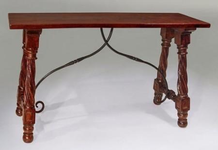 Narrow Console Table Santa Barbara