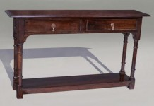 Hayes Narrow Console Table Santa Barbara