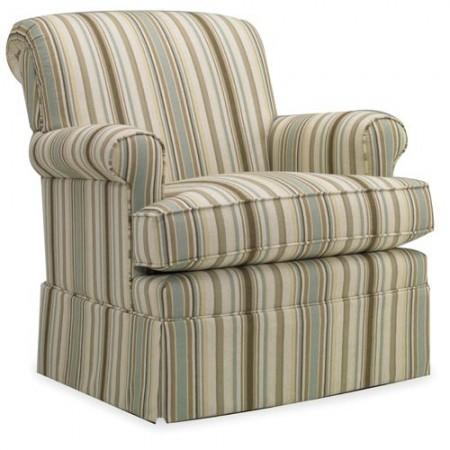 Tanner Swivel Glider Chair Santa Barbara