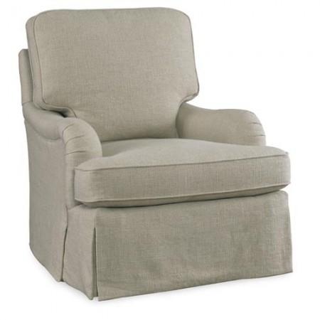 Tilla Swivel Glider Chair Santa Barbara