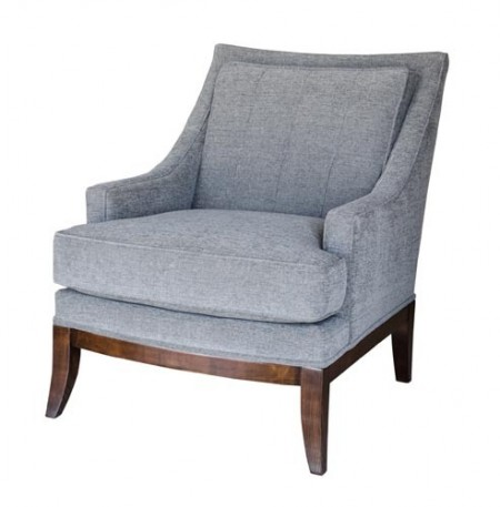 Kravet Rye Chair Santa Barbara