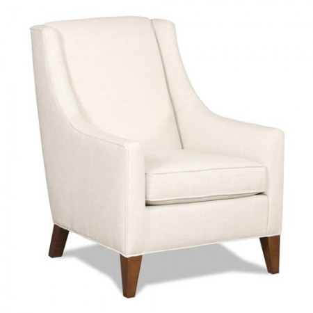 Sheri Wingback Chair Santa Barbara