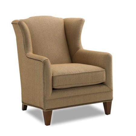 Halden Wingback Chair Santa Barbara