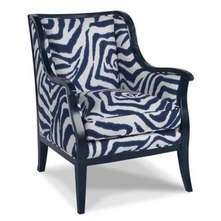 Candice Wingback Chair Santa Barbara