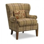 Cade Wingback Chair Santa Barbara