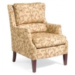 Ariana Wingback Chair Santa Barbara