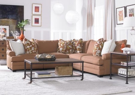 Morley Sectional Sofa Santa Barbara