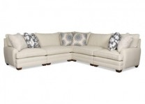 5 piece Massey Sectional Sofa Santa Barbara