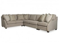 4 piece Ridge Sectional Sofa Santa Barbara