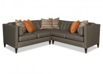 2 piece Edel Sectional Sofa Santa Barbara