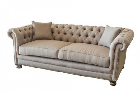 Chester Tufted Sofa Santa Barbara