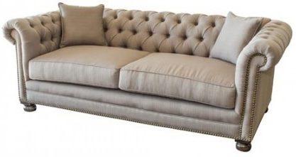 Chester Tufted Sofa Santa Barbara