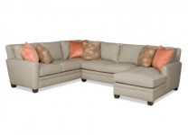 3 Piece Hartke Sectional Sofa Santa Barbara