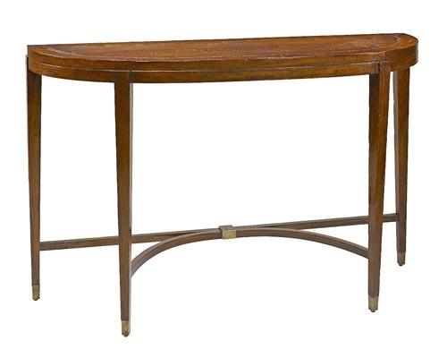 Demilune Tables