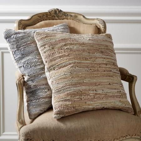 Hand Loom Pillow Santa Barbara
