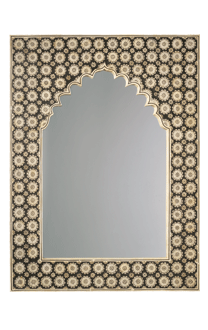Royal Bone Inlay Mirror Santa Barbara