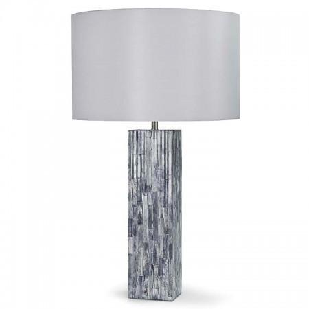 Plum Column Lamp Santa Barbara