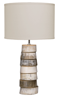 Horn Table Lamp Santa Barbara