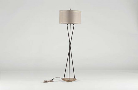 Trefoil Floor Lamp Santa Barbara