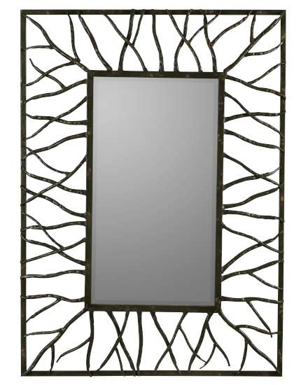 Ansel Mirror Santa Barbara