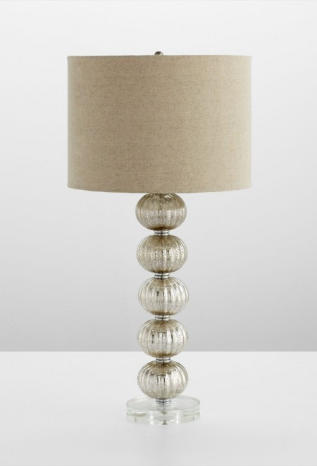 Mercury Table Lamp Santa Barbara