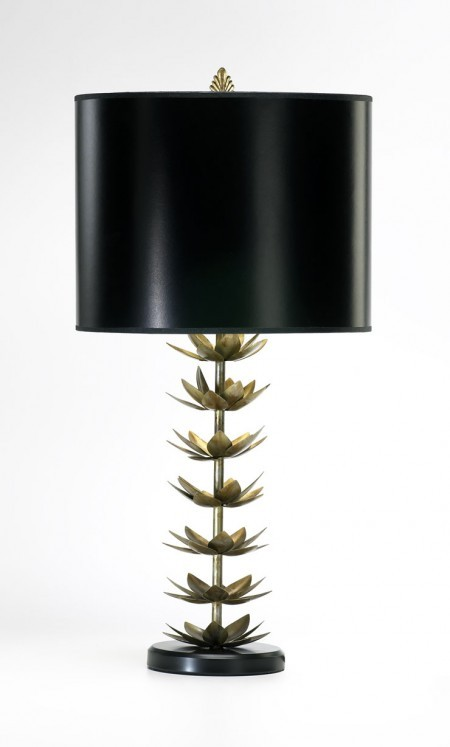 Foliage Table Lamp Santa Barbara