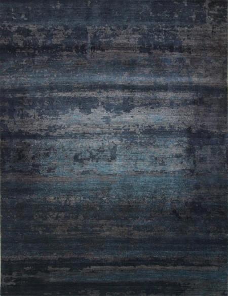 Fresco Wool And Silk Rug