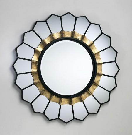 Sunflower Mirror Santa Barbara