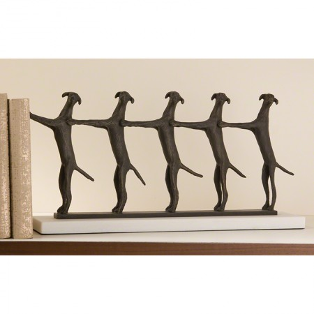 Dog Bookend Accessories Santa Barbara