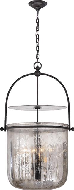 Mercury Bell Lantern Santa Barbara