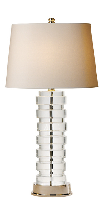 Stacked Table Lamp Santa Barbara