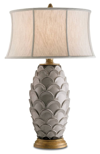 Pine Berry Table Lamp Santa Barbara