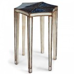 Abalone Side Table Santa Barbara
