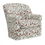 Stillman Swivel Glider Chair Santa Barbara