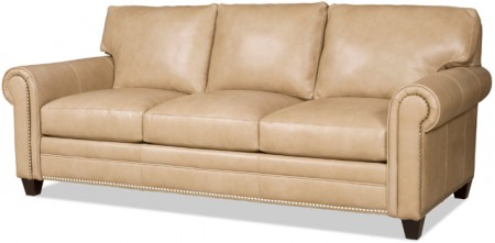 Dylan Leather Sofa Santa Barbara