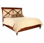 Countryside Cal King Platform Bed Santa Barbara