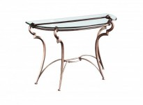 Valjean Console Table Santa Barbara