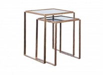 Stanza Nesting Accent Table Santa Barbara