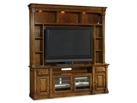 Edinburgh Grand Entertainment Console Santa Barbara