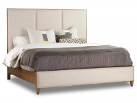 Modern Upholstered King Bed Santa Barbara