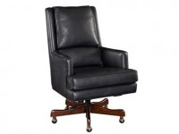 Charcoal Swivel Desk Chair Santa Barbara
