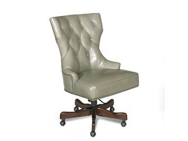 Gilded Desk Chair Santa Barbara