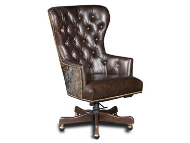 Brindle Ecru Office Chair Santa Barbara